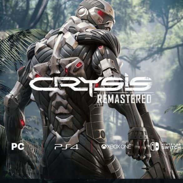 Crysis Remastered, czyli jak dwukrotnie zarobić na popularnej grze