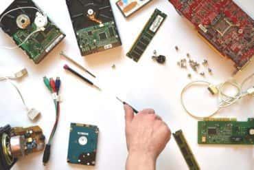 Jak dezynfekować sprzęt komputerowy w czasie pandemii?