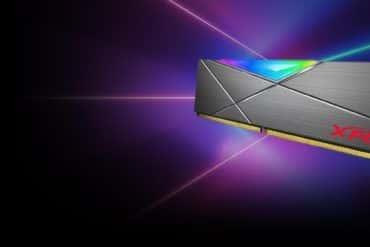 XPG SPECTRIX D50 DDR4 RGB - nowa, szybka pamięć RAM