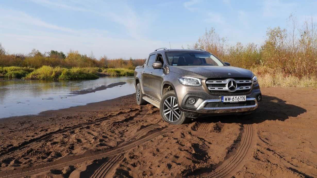 Mercedes-Benz X350d 4Matic – co poszło nie tak?