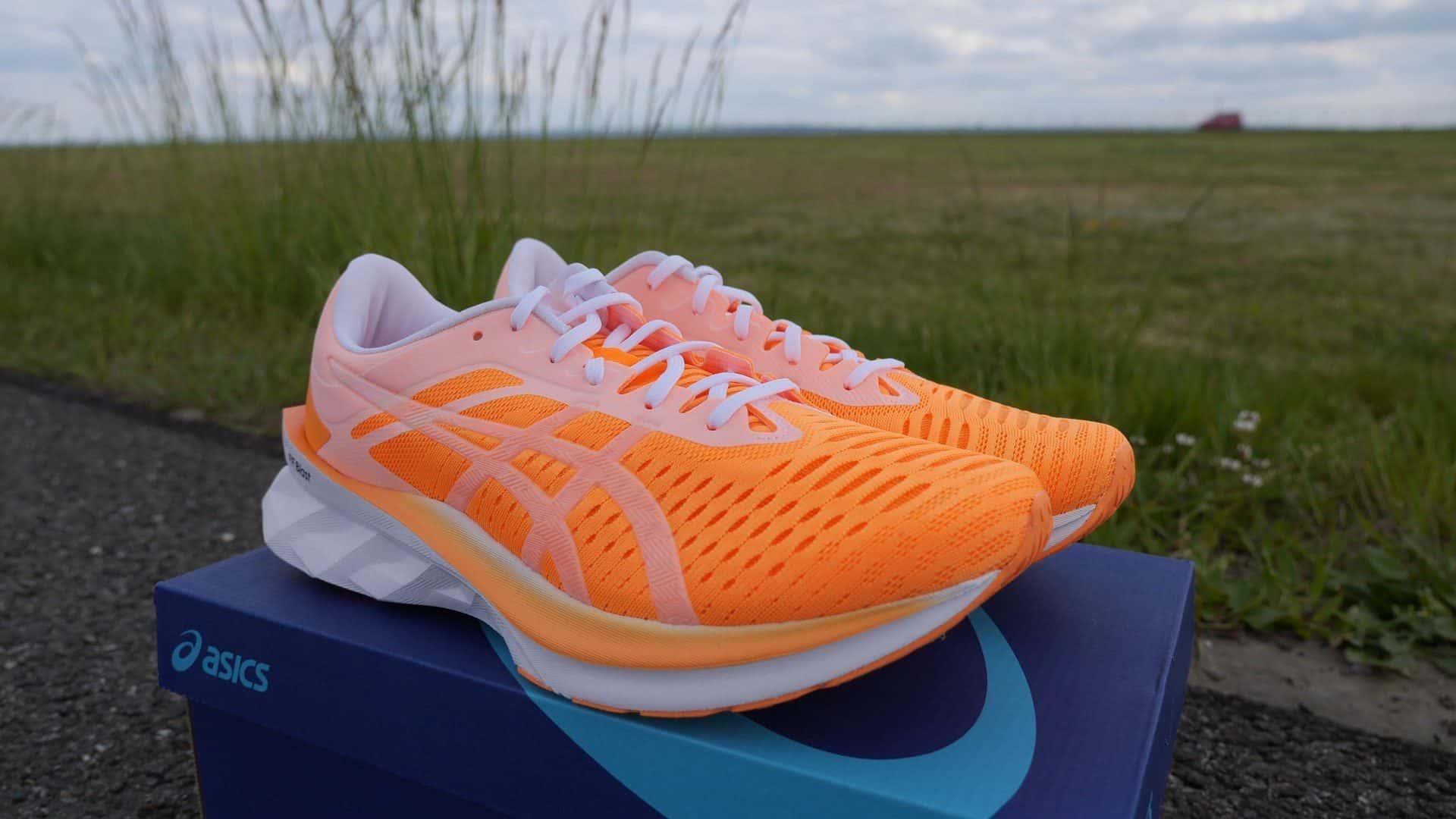 ASICS NOVABLAST – treningowe buty do biegania po asfalcie
