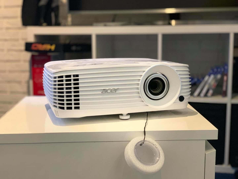 Kinowe doznania w domu z Acer H6810 DLP
