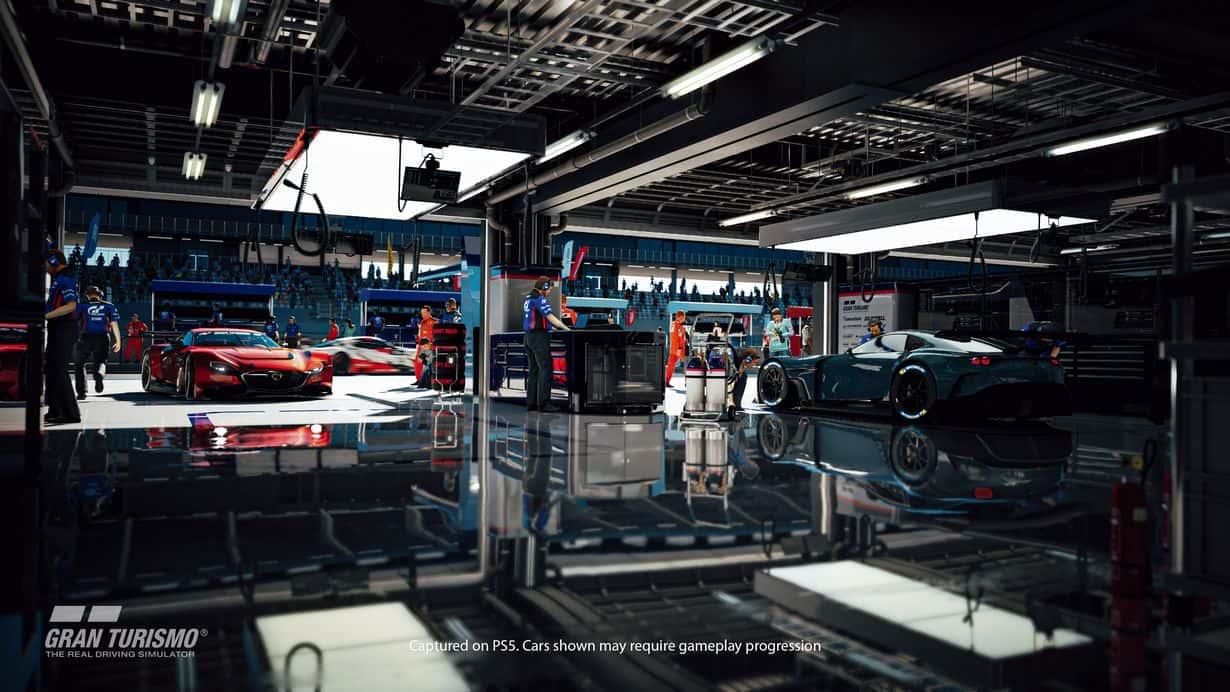 Gran Turismo 7 na PlayStation 5 Którą konsolę PS5 kupić?