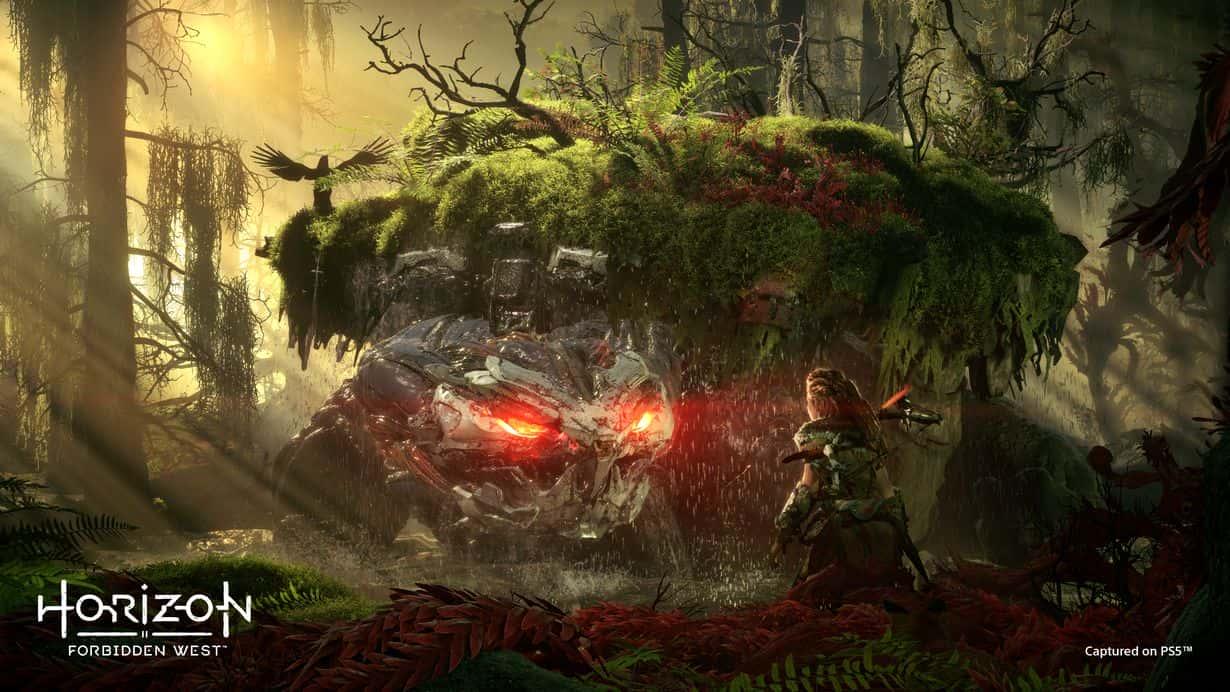 Horizon Forbidden West na PlayStation 5 Którą konsolę PS5 kupić?
