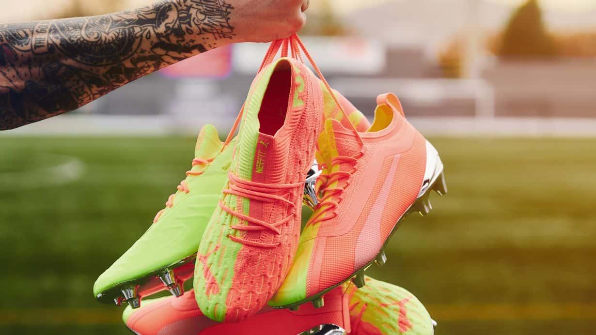 Nowe buty piłkarskie Puma Rise Pack - FUTURE 5.1 i ONE 20.1