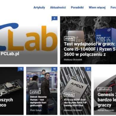 PCLab.pl zamknięty Dla mnie to koniec pewnej ery 2