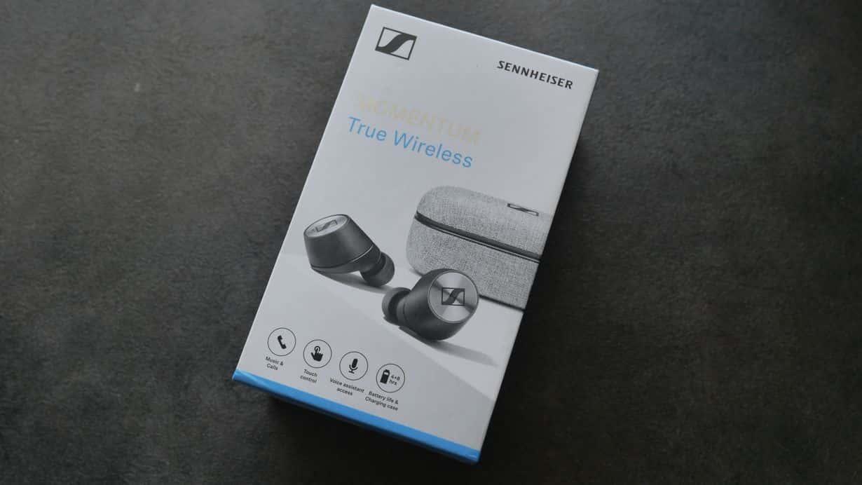 Sennheiser Momentum True Wireless – najlepsze słuchawki dokanałowe