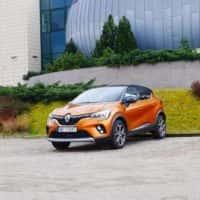 Test Renault Captur 2020 - rysa na szkle