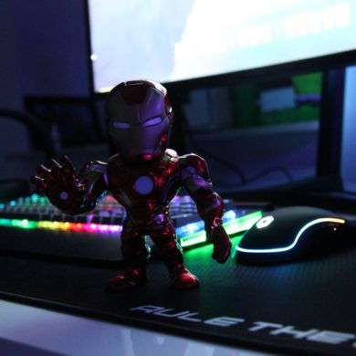 Zestaw dla graczy: klawiatura Hiro Panther i mysz Hiro Hydra [TEST]