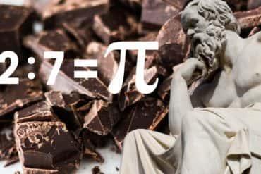 Czekolada i liczba Pi. Co mają wspólnego