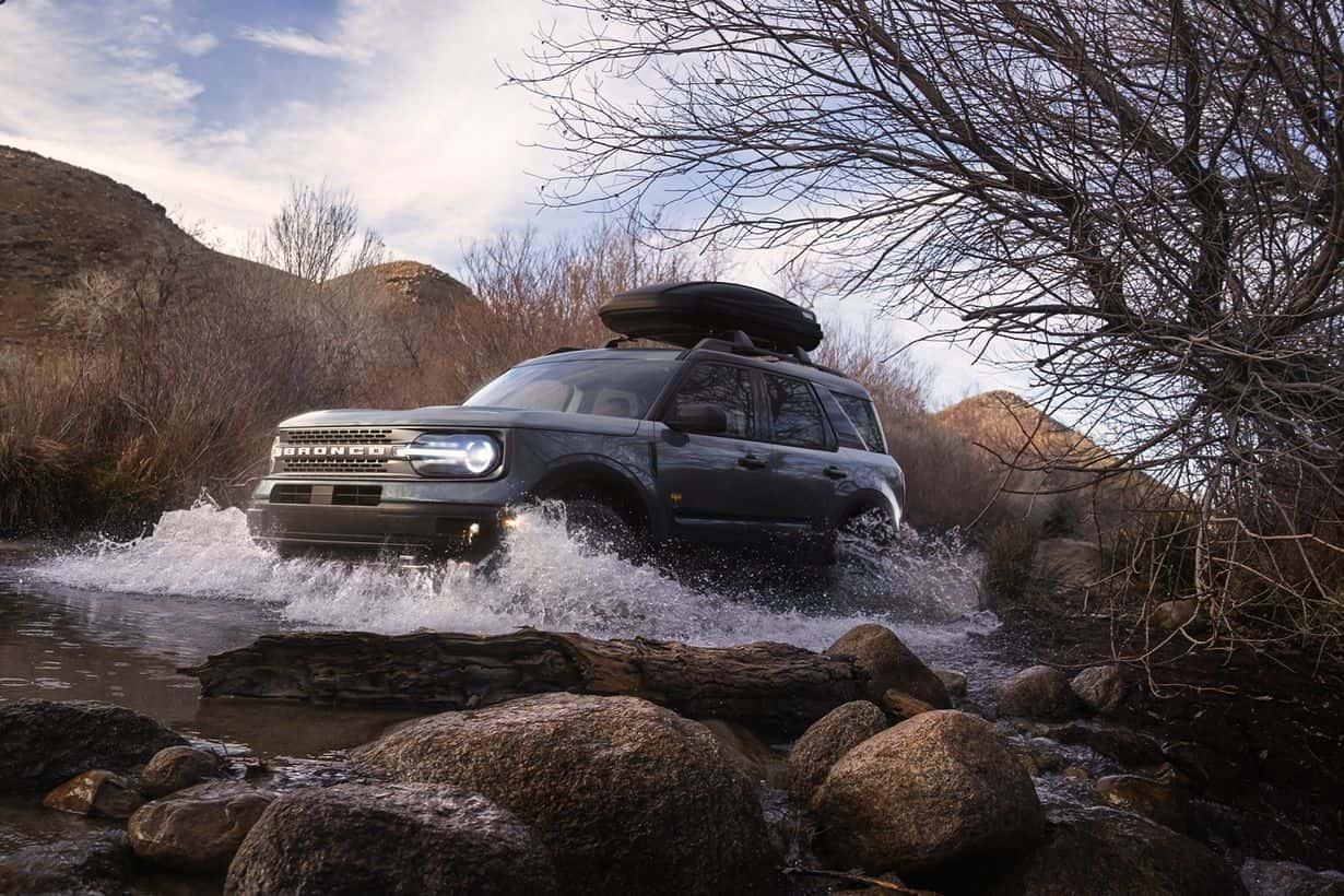 Ford Bronco wraca po 20 latach. Nie sądzę by Europejczycy mogli go kupić