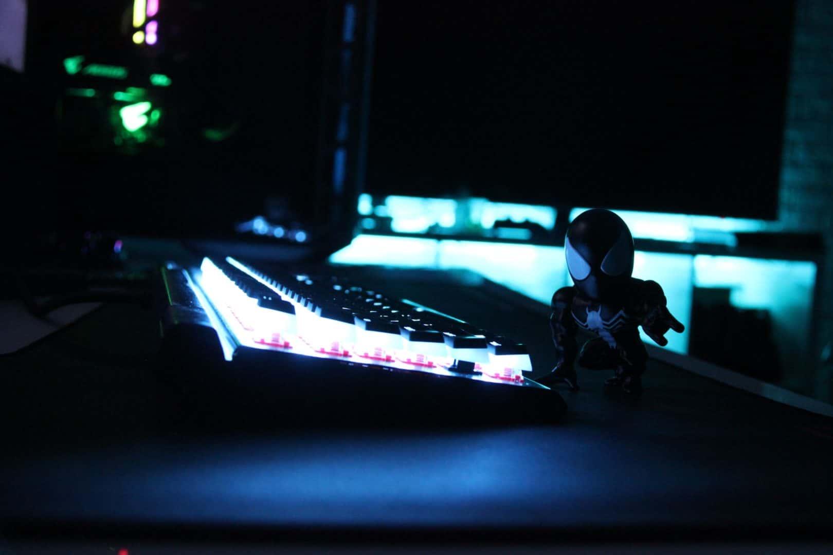 Hyperx Alloy Elite 2 - klawiatura dla graczy