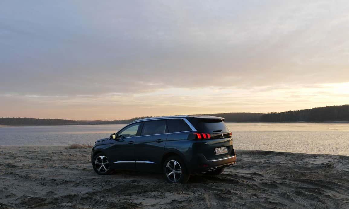 Peugeot 5008 GT 2.0 BlueHDi - takiego SUV-a potrzebujesz
