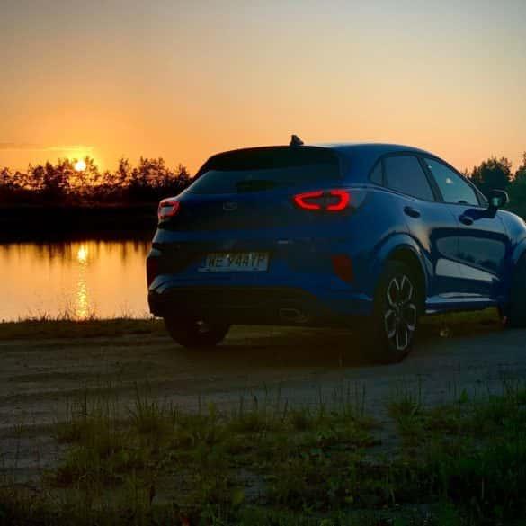 Ford Puma w nowych szatach [TEST]