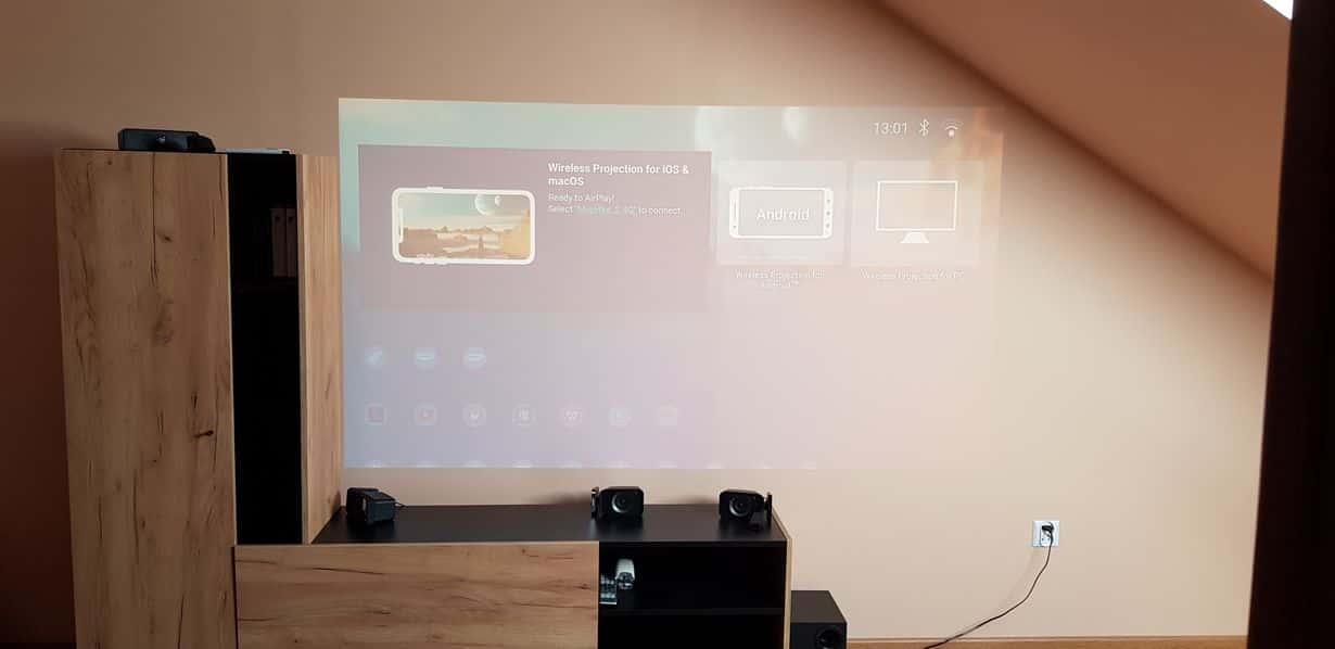 Projektor BenQ TK810 4K HDR