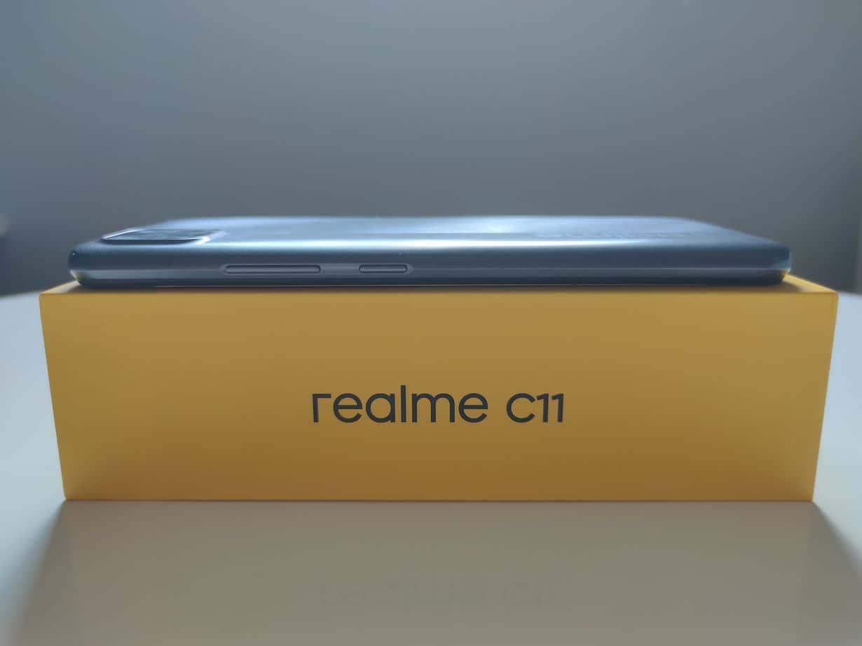 Realme C11 - test. Tani i dobry smartfon
