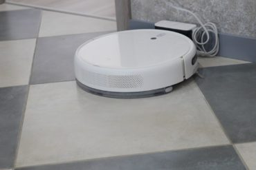 Test Mi Robot Vacuum-Mop 1C robot sprzątający Xiaomi odkurzacz z funkcją mopowania