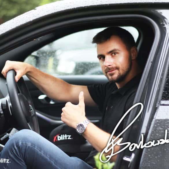 Xblitz Paweł Borkowski drift