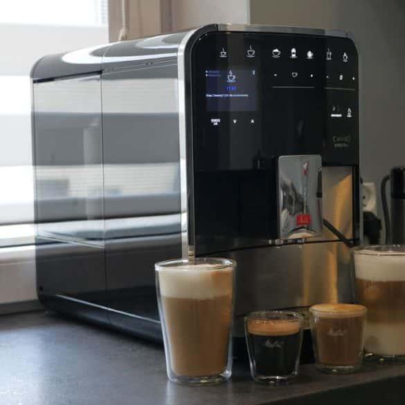 ciśnieniowy ekspres do kawy Melitta Barista TS Smart