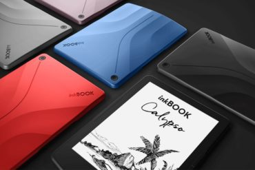 inkBOOK Calypso – nowy czytnik e-booków trafia na polski rynek