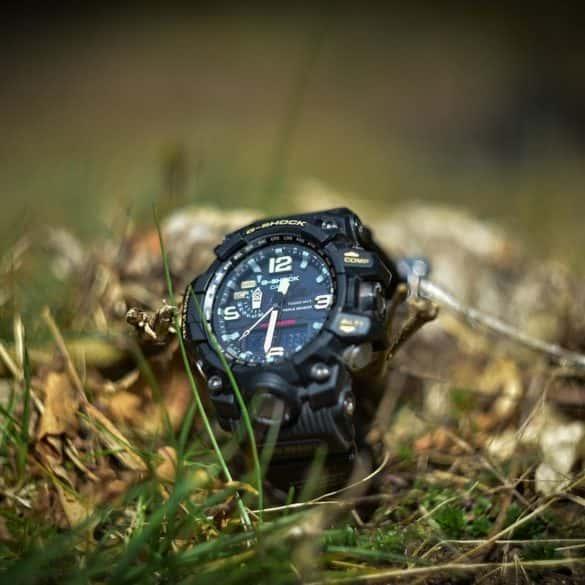 TOP5 najlepszych zegarków G-Shock 2