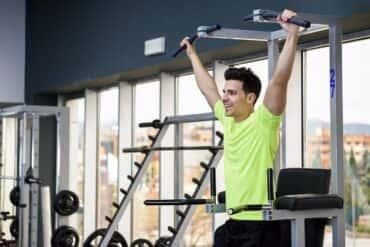 Strój na siłownię