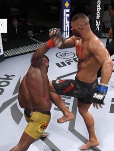 Recenzja UFC 4