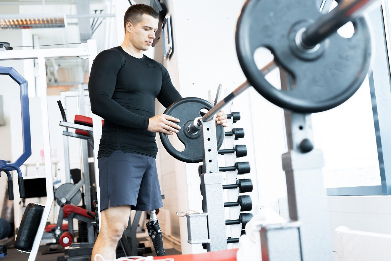 strój do ćwiczeń dolnych partii ciała