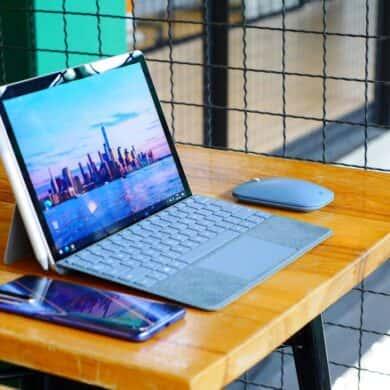 Test Microsoft Surface Go 2 - tablet do pracy i nauki