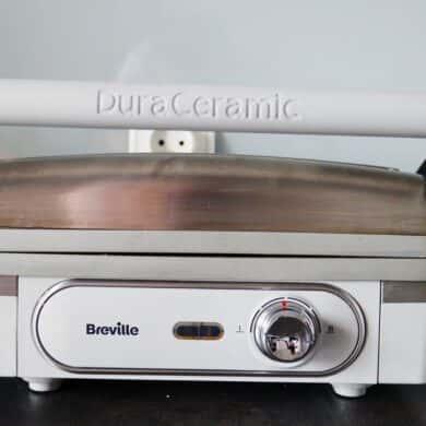 grill elektryczny BREVILLE DuraCeramic VHG026X