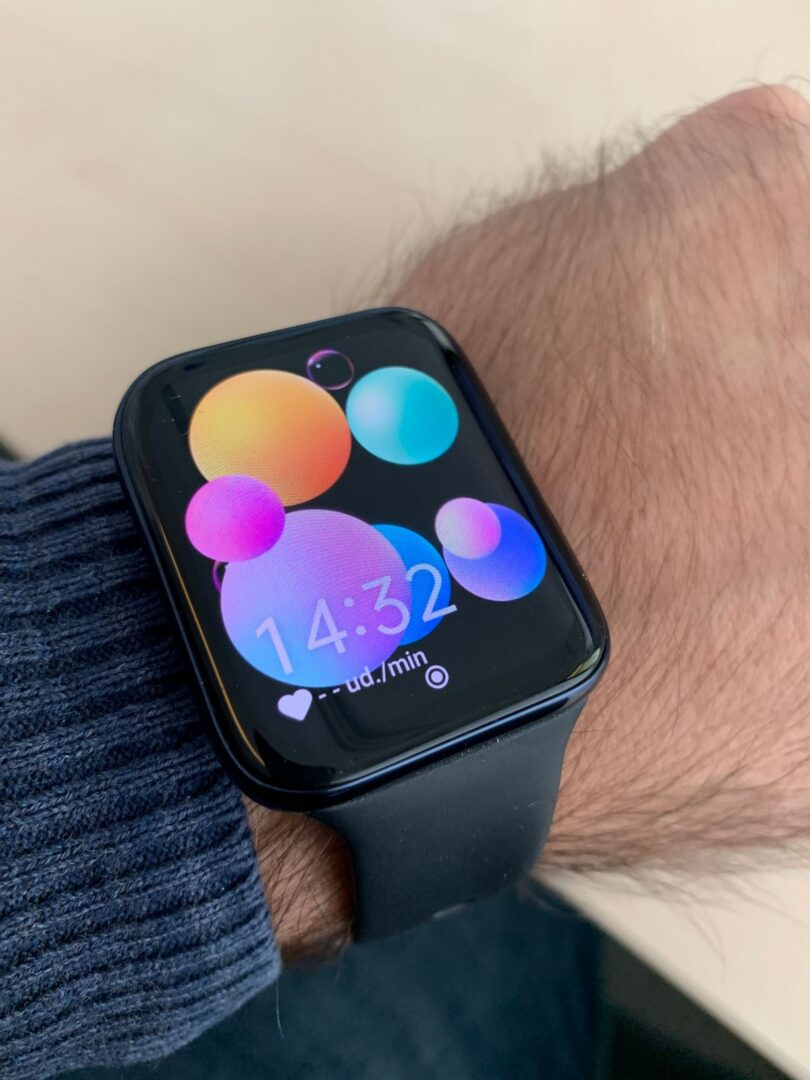 Oppo Watch test - smartwatch