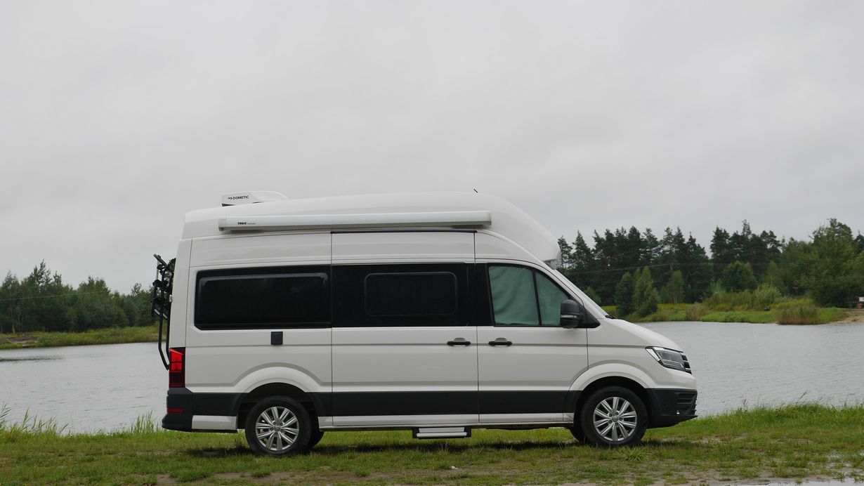 Test Volkswagen Grand California - wakacje w kamperze