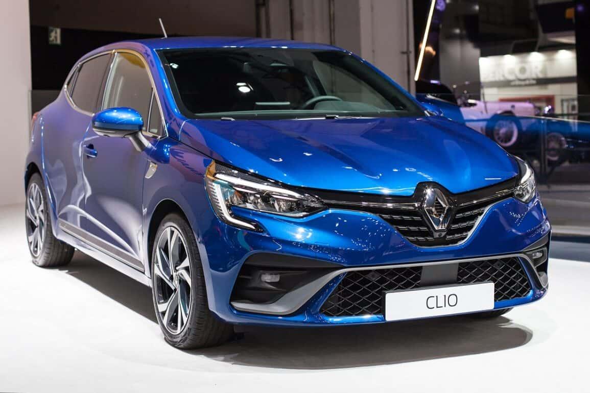 Porównanie Renault Clio i Megane