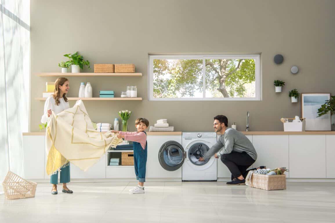 Samsung proponuje zwrot 600 zł za zakup pralki lub pralko-suszarki