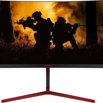 AOC AG273QCG - monitor dla graczy