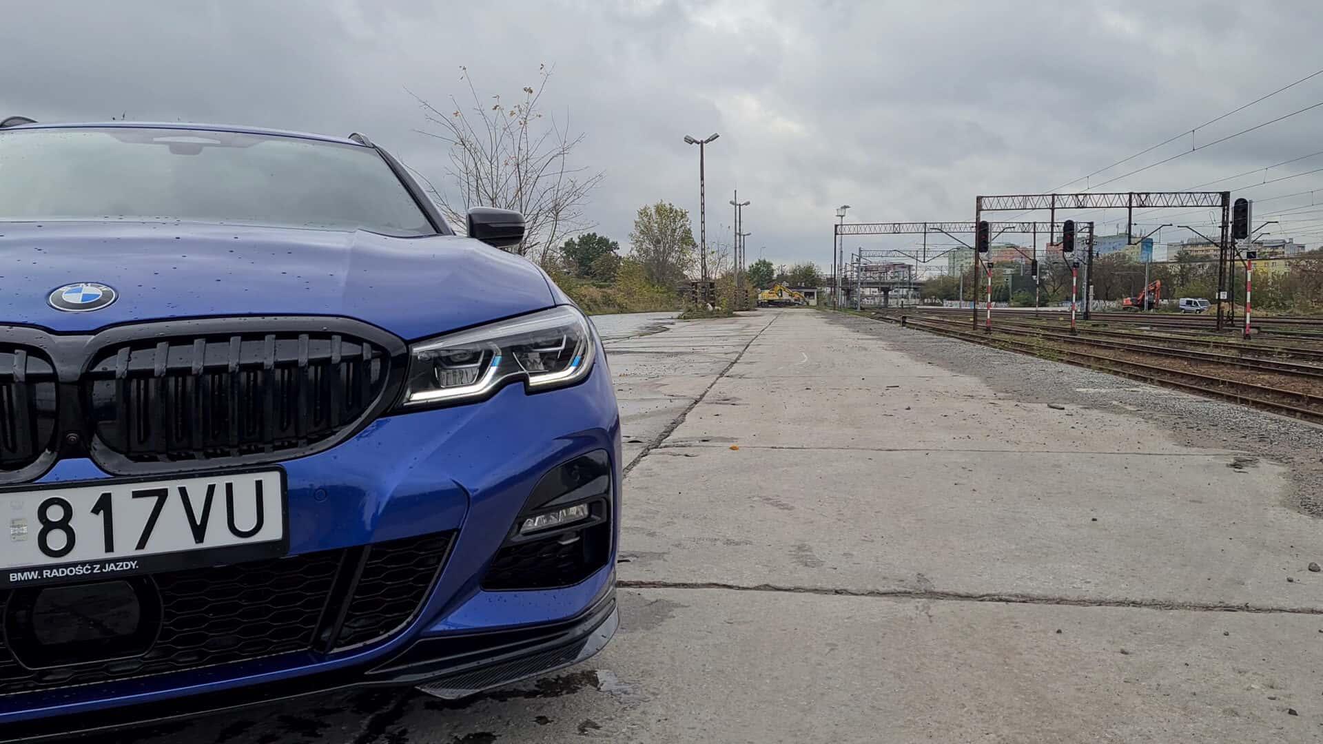 test BMW 330e xDrive Touring