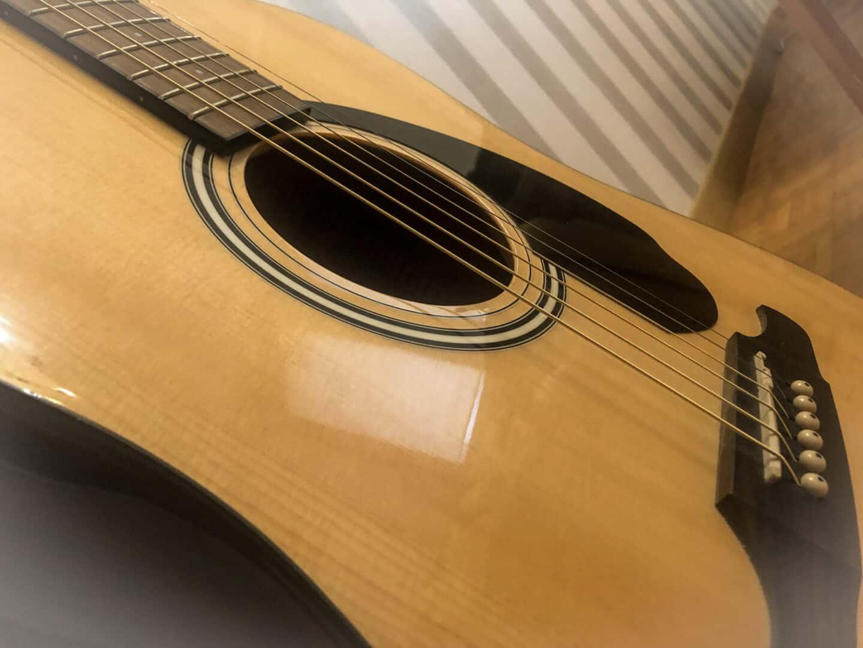 Gra na gitarze... Czy jestem w stanie się tego nauczyć?