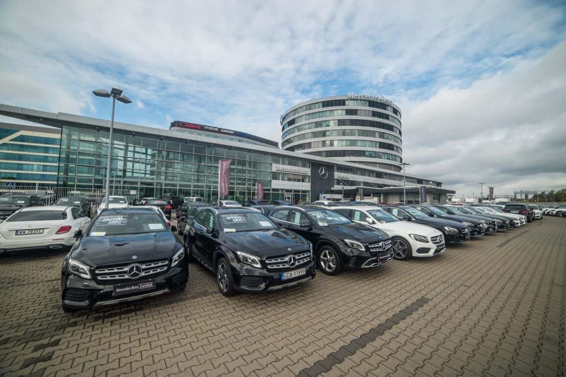Używany Mercedes - dlaczego warto się nim zainteresować