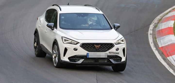 Czy Cupra Formentor będzie rywalem Audi RS Q3?