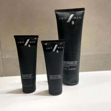 Kosmetyki Unit4Men - dzięki nim przestaniesz używać perfum