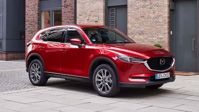 Nowa Mazda z R6 i napędem na tył? I to na dodatek w nadwoziu SUV?