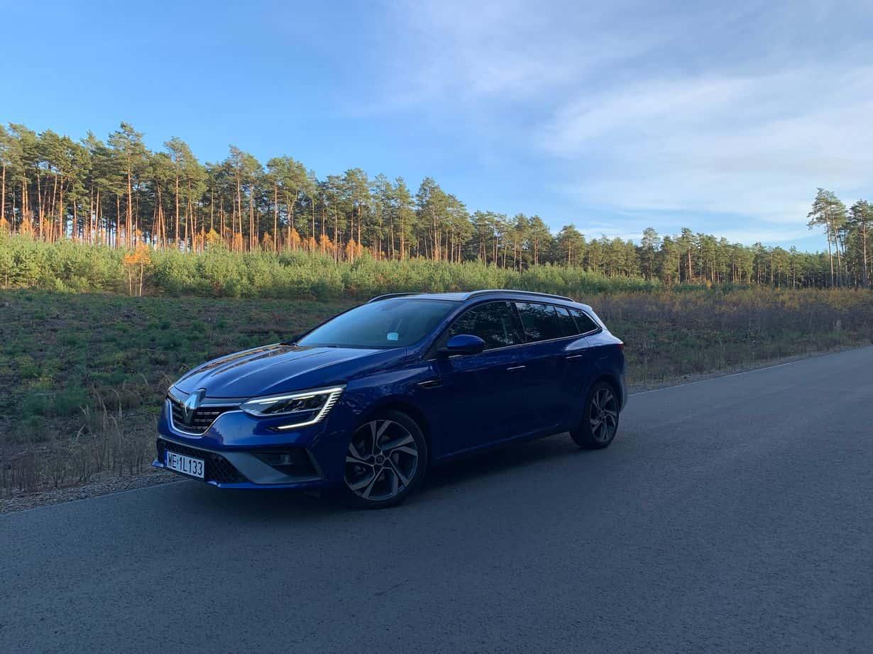 Renault Megane Hybrid RS Line [TEST]