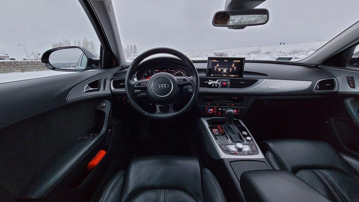 Używane Audi A6 C7 2.0 TDI Quattro - wady i zalety. Opinia użytkownika