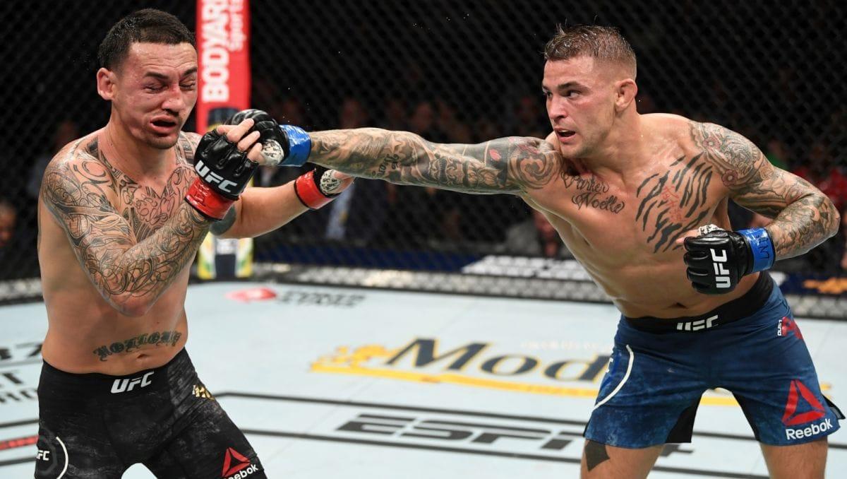 UFC 257: Mc Gregor Vs Poirier II