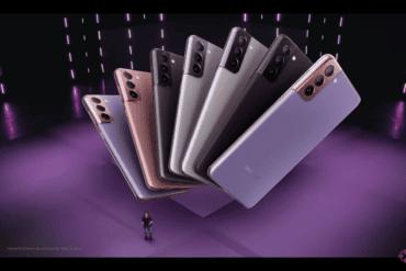 Samsung Galaxy S21 - premiera