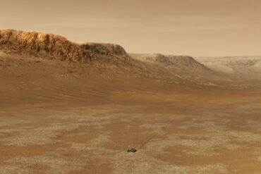 Lądowanie na Marsie. O której łazik Perseverance ląduje? Gdzie oglądać?