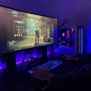 Acer Predator X38P – idealny monitor dla graczy nie ist... WRÓĆ!