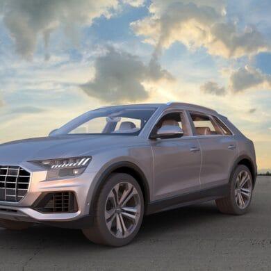 Audi Q8 2020 – nowe szaty króla