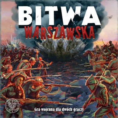 """""""Bitwa Warszawska"""" - nowa historyczna gra planszowa od IPN"""