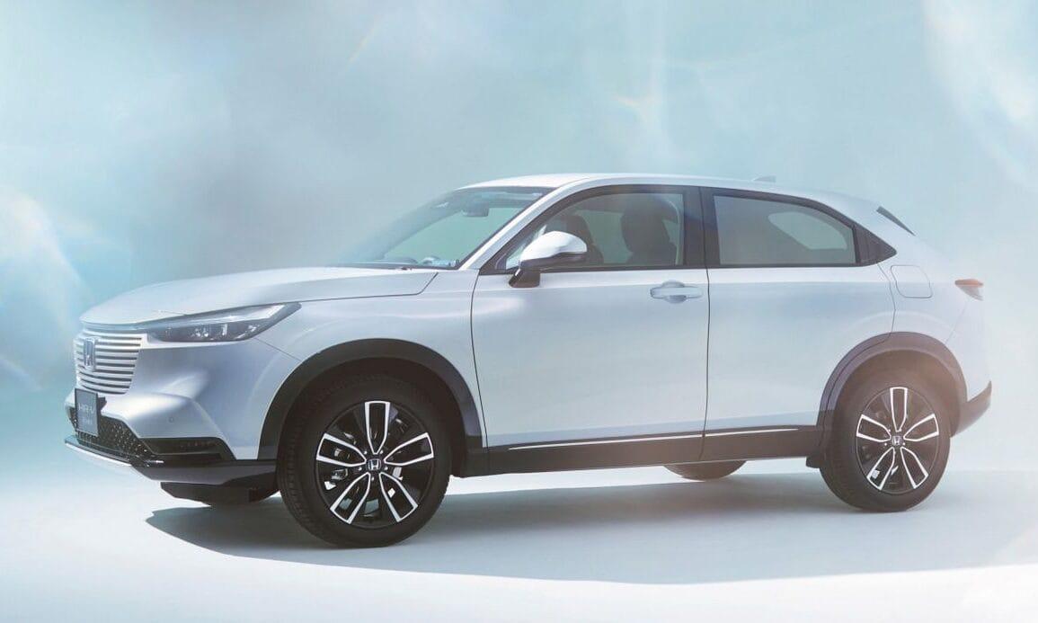 Nowa Honda HR-V 2021